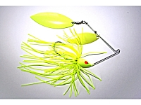 Spinnerbait Painted Double Willow 3/4oz
