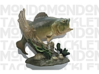 Resign Largemouth Bass Figurine