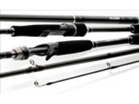 Team Daiwa Zillion Casting Rods