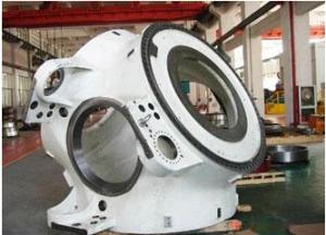 風電輪毂鑄件產品(圖片來源:永冠網站)