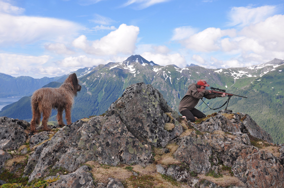 Hunting is hugely important in the Tongass National Forest both for locals and tourists. Photo courtesy of the Sitka Conservation Society.