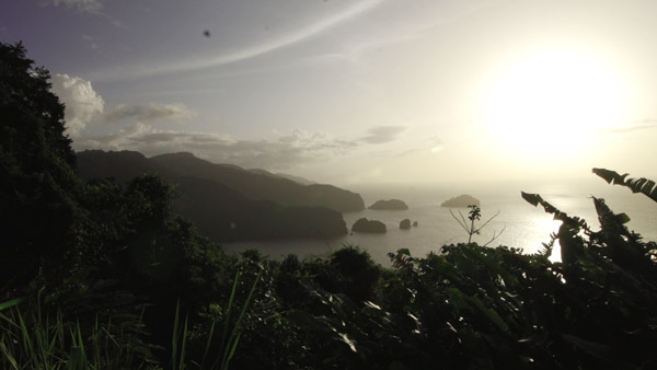 Sunset in Trindad and Tobago. Photo courtesy of Nigel Noriega.