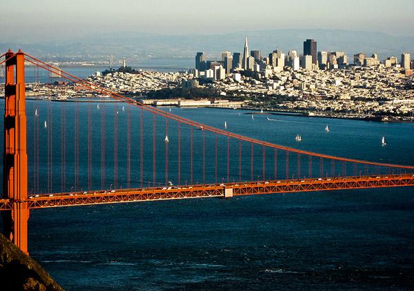 San Francisco Bay Area.