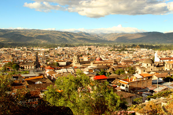 Cajamarca. Photo by: Meghan Walsh.