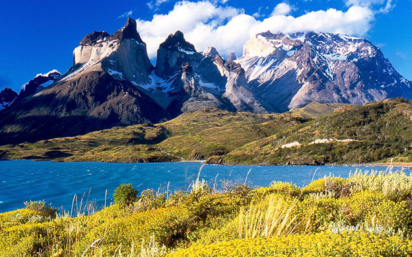 Torres del Paine National Park, Chile. The Patagonia region was spared a five-dam mega-project this week. Photo by: Miguel Vieira.