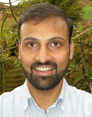Shonil Bhagwat. Photo courtesy of Shonil Bhagwat.