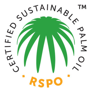 Logo for the RSPO.