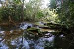 Waterfall at the Parque das Cachoeiras [bonito_0316]