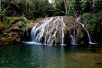 Waterfall at the Parque das Cachoeiras in Bonito [bonito_0322]