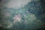 Forest fragmentation/deforestation in the Colombian Choco