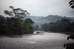 River near Penalosa