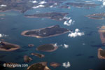 Islands near Sumatra