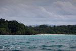 Coastline of Ujung Kulon