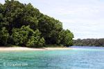Peucang Island beach [java_0439]
