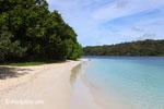 Peucang Island beach [java_0463]