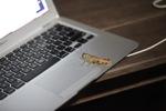 Grasshopper on an Apple Macbook Air