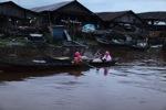 Floating market in Banjarmasin [kalsel_0210]