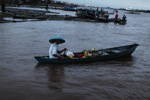 Floating market in Banjarmasin [kalsel_0225]
