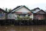 Stilt houses in Banjarmasin [kalsel_0238]
