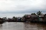 Stilt houses in Banjarmasin