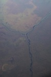 Deforestation and degradation as seen from an airplane in South Kalimantan [kalsel_0245]