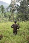 Forest ranger in South Kalimantan
