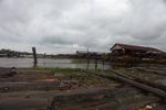 Floating logs in Banjarmasin [kalsel_0320]