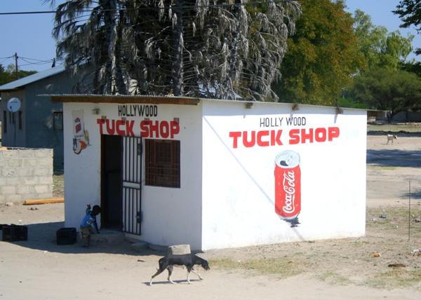 Shop in Botswana