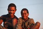 Papua anak laki-laki