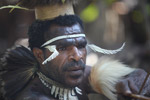 Dani warrior [papua_0354]