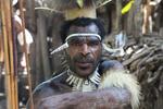 Dani warrior [papua_0358]