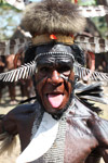 Dani elder in traditional garb [papua_0396]