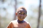 Dani anak di dataran tinggi New Guinea