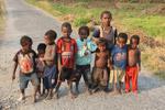Papua anak-anak