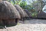 Aikima, a Dani village