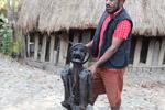 Mummy in New Guinea