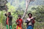 Armed Papuans [west-papua_0714]