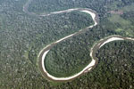 River in Peru's Amazon