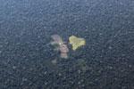 Remote Amazon ranch [peru_aerial_1116]
