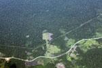 Deforestation along the Transoceanic highway in Peru [peru_aerial_1341]