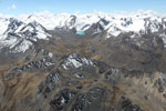 Glacial peaks in the Andes [peru_aerial_1740]