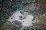 Steep agriculture in Peru