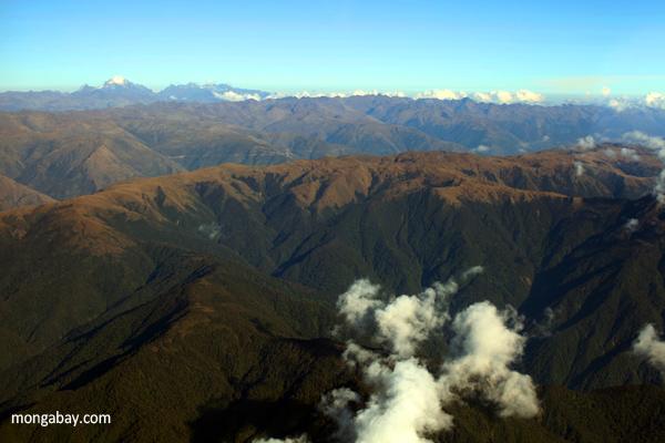 Los Andes in Peru