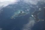 Kepulauan off Utara Kalimantan