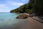 Sapi Island beach -- sabah_0179