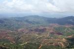 Deforestation for oil palm -- sabah_0668