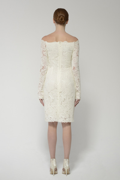 Joliedress ivory back 2