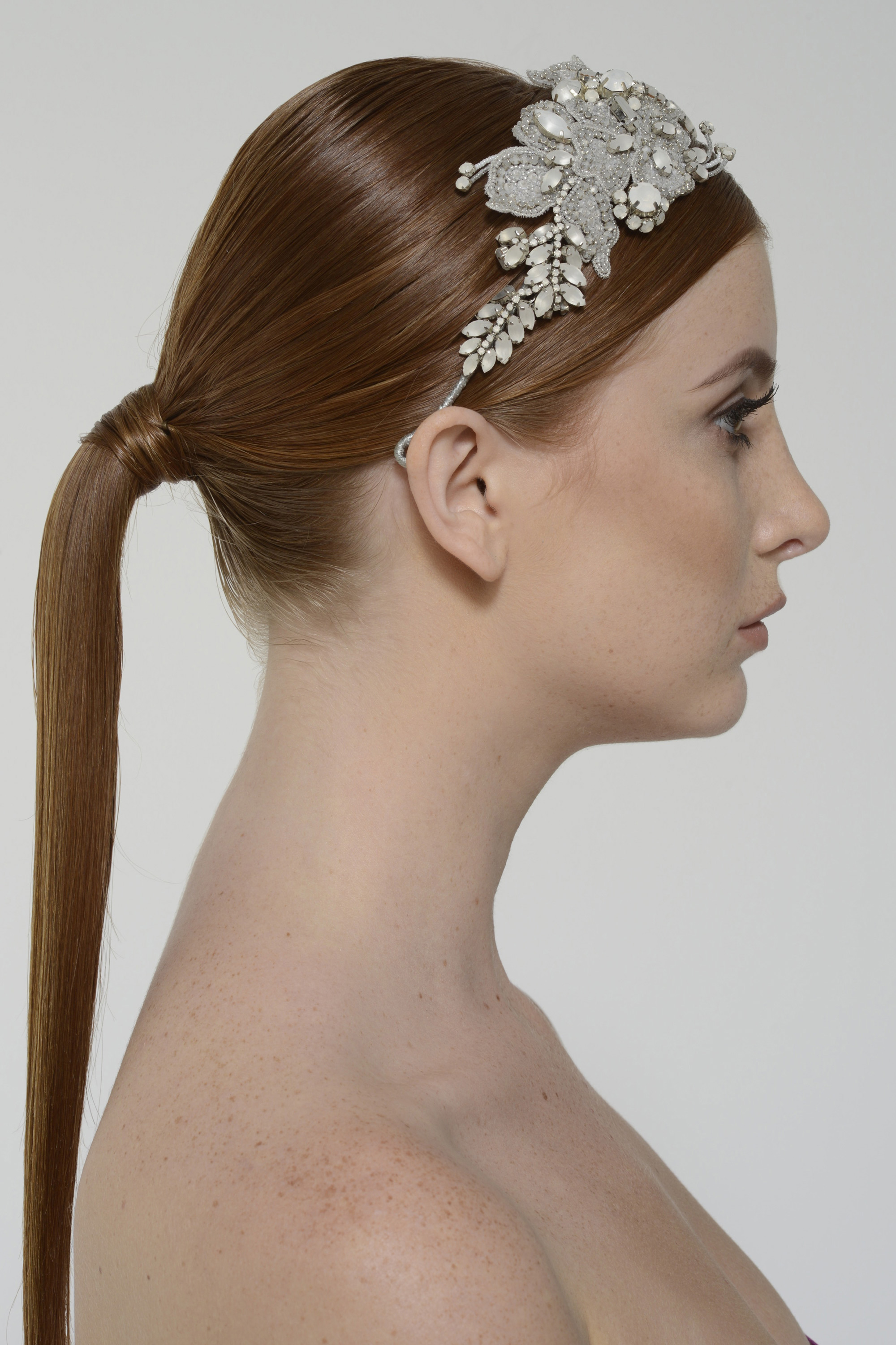 Intrigueheadpiece frosted back 2