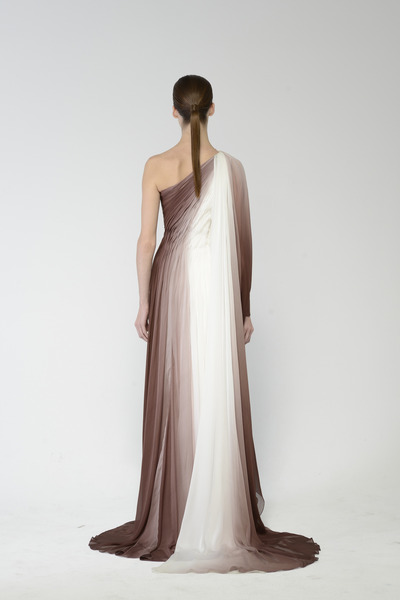 14264 902 chocolate silk white ombre back 2