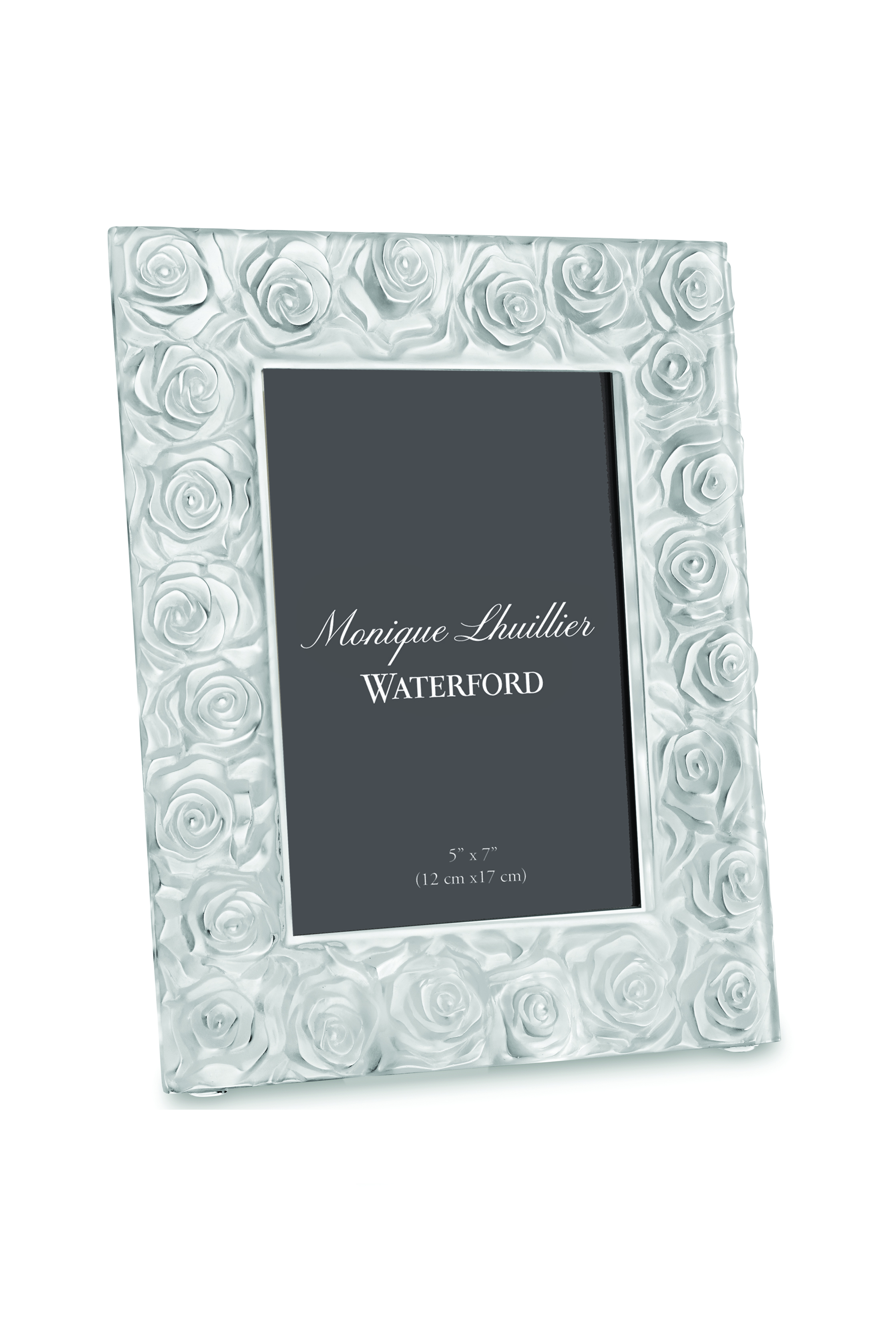 Sunday rose crystal frame